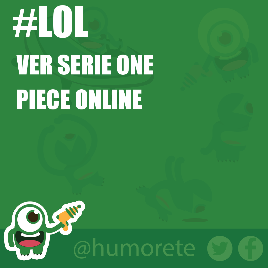 VER SERIE ONE PIECE ONLINE